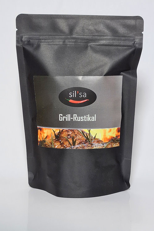 Grill-Rustikal Nachfüllbeutel 500g