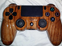 Hydrographic Gaming Controller