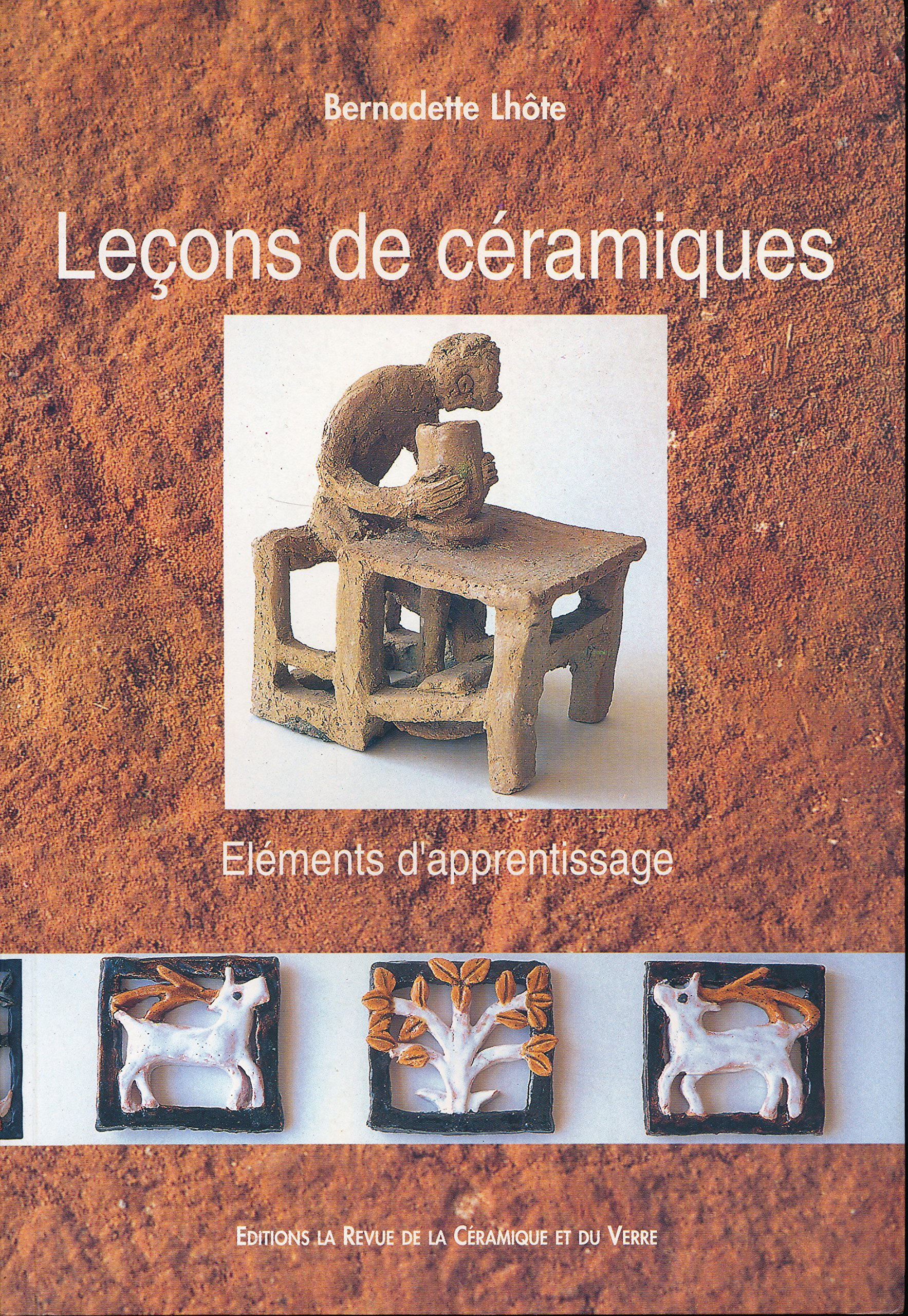 Leçons de céramiques : Éléments d'apprentissage