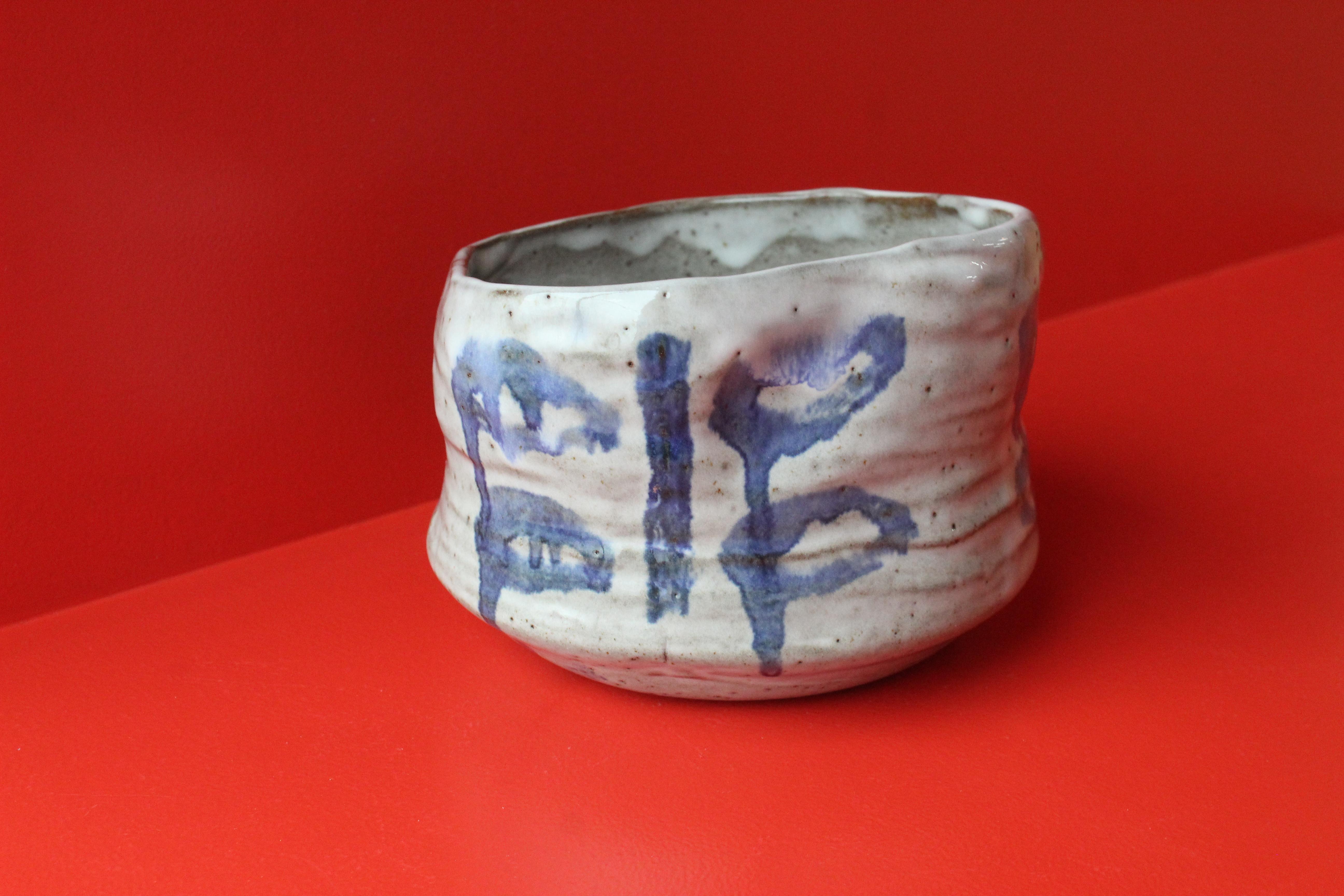 Grand bol en céramique / Olivia Mortier