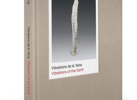 "Catalogue d'exposition ""Bai Ming. Vibrations de la Terre"""