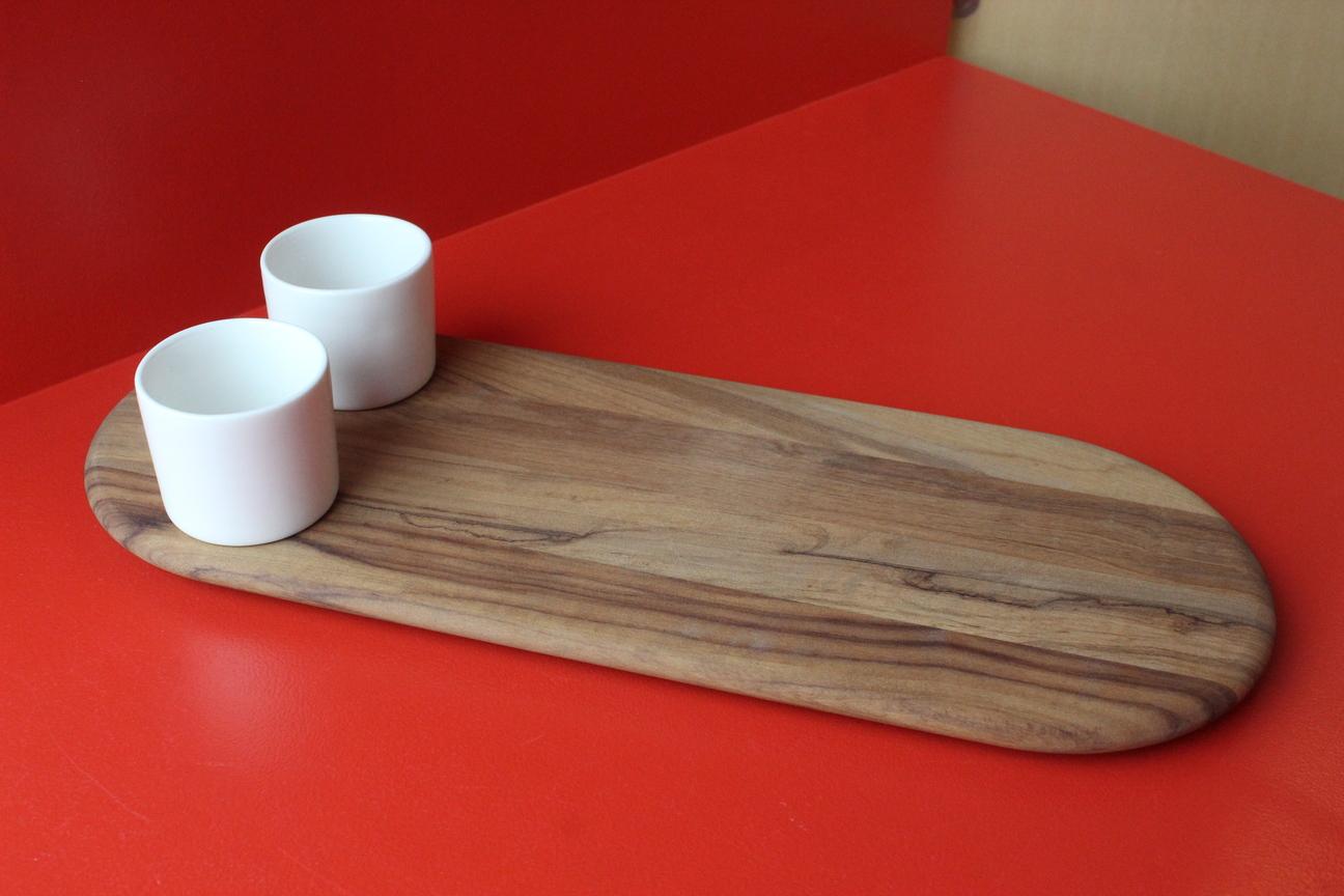 Planche à fromage / Serafino Zani