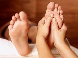Foot Bath & Reflexology
