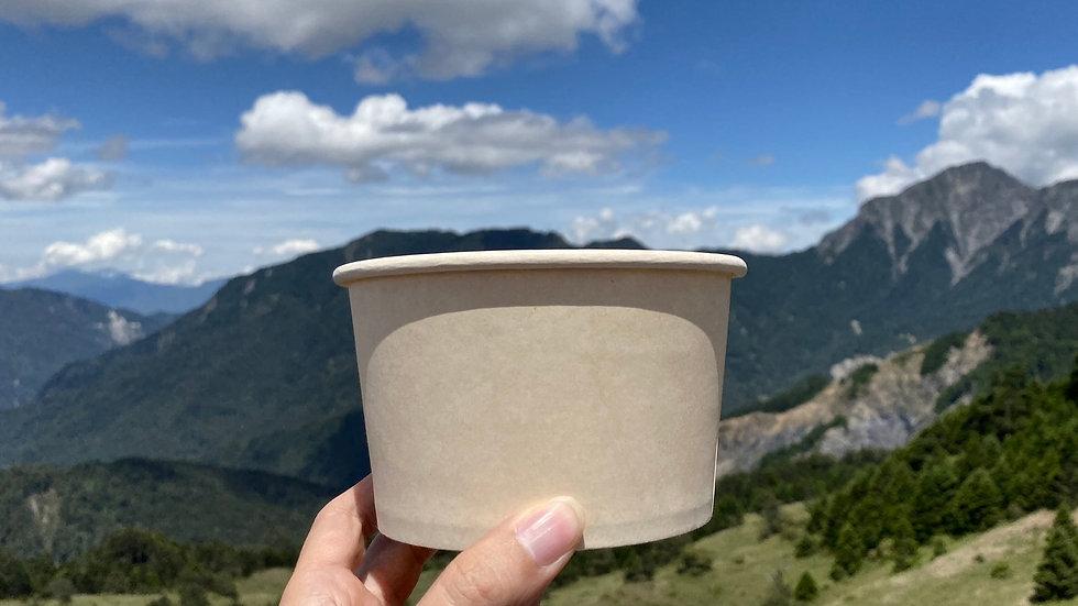 PLA BAGASSE SOUP CUPS