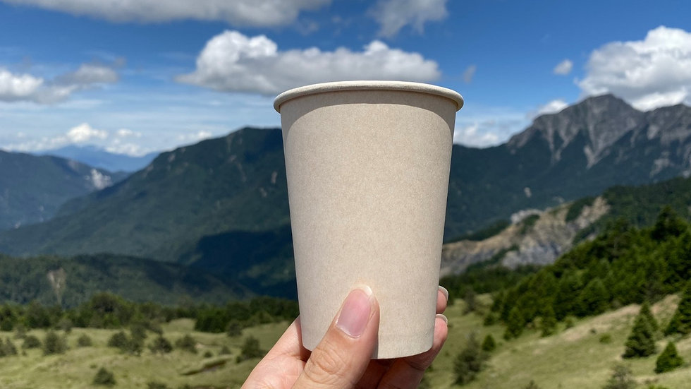 BAGASSE HOT CUPS