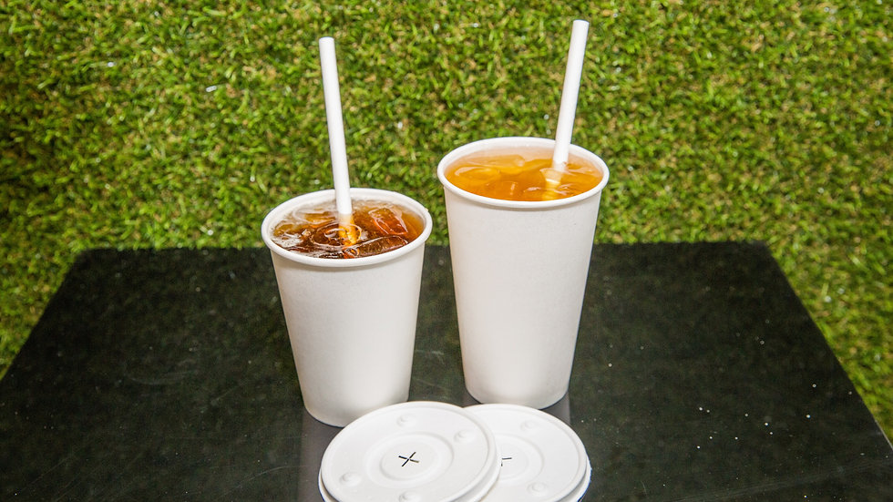 DOUBLE COATING PAPER COLD CUPS