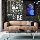 Peinture-à-l-huile-punk-crâne-de-cristal
