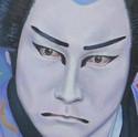 kabuki-samouraï-visage