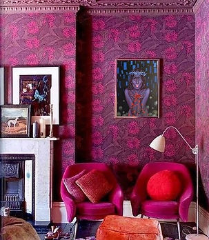 peinture-a-l-huile-emmanuel-beyens-interieur-decorateur-femme-bleue