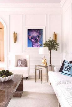 peinture-a-l-huile-emmanuel-beyens-interieur-decorateur-chien-bleu-marijuana