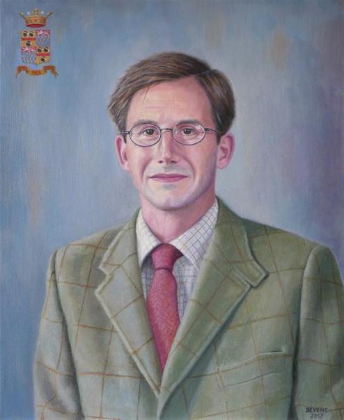 portrait-peinture-huile-costume-tweed-ma
