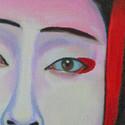 peinture-huile-onnagata-maquillage