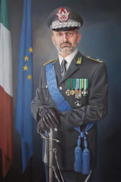 portrait-peinture-huile-général-guardia-