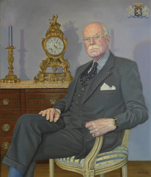 portrait-peinture-huile-ambassadeur-baro