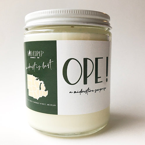Ope! - Midwest Inspired