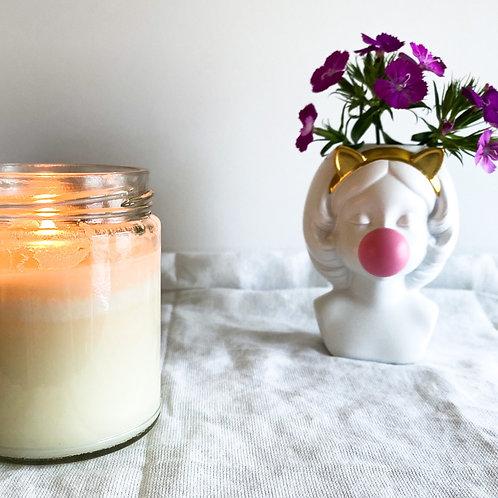 Bubble Gum Sweet -Vase