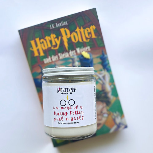 I'm More Of A Harry Potter Girl Myself - Harry Potter Inspired