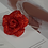 Thumbnail: French Beaded Rose Hairpin