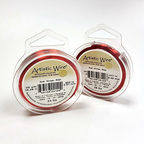 Red Color, Copper Wire