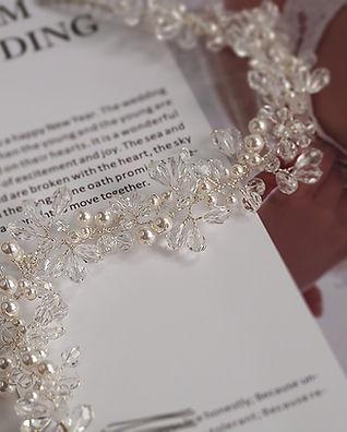 duethandmade_Short Swarovshi bridal hair vine 01.jpg