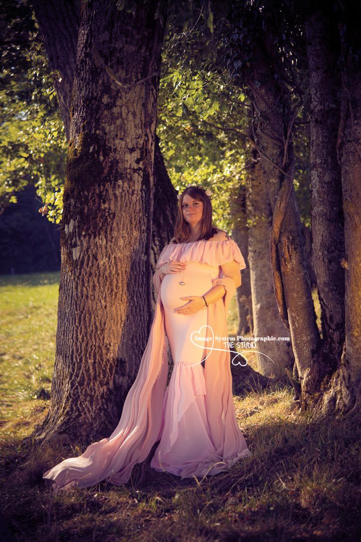 séance photo maternité extérieure cruseilles annecy genève 74