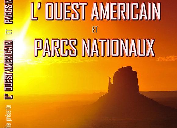 DVD L'ouest Américain et Parc Nationaux 1