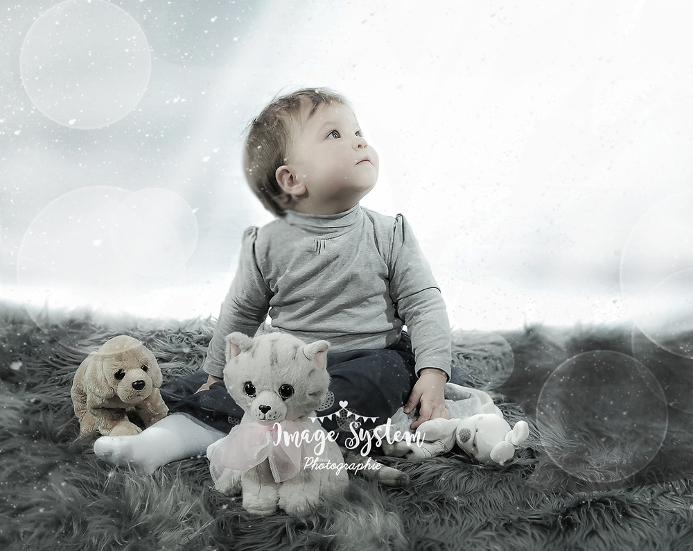 il neige au studio❄️❄️❄️... #imagesystemphotographie