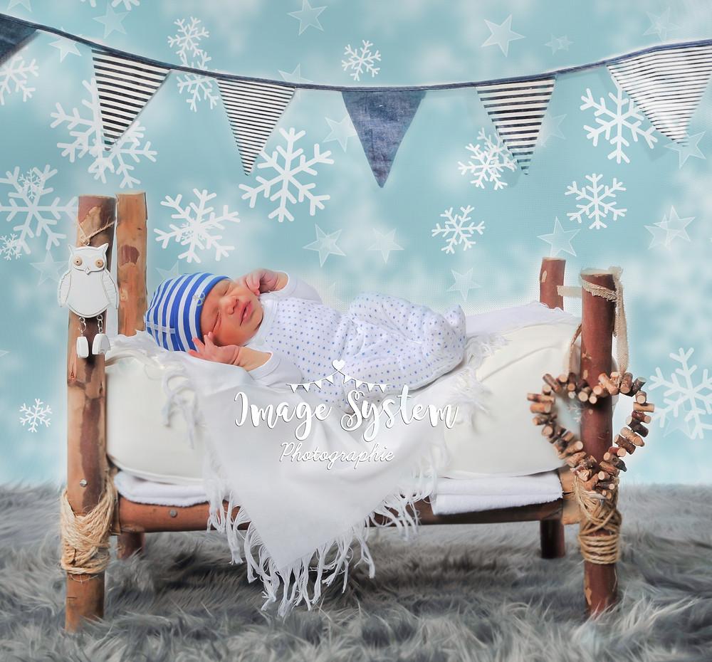 doux rêves joli bébé ...