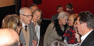 Dokumentarfilm - Gruppenfoto Premiere im Filmtheater Lörrach am 26.Januar 2015