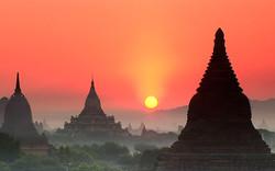 Sonnenaufgang Bagan