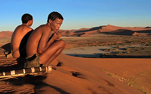 Dokumentarfilm - Eine afrikanische Geschichte