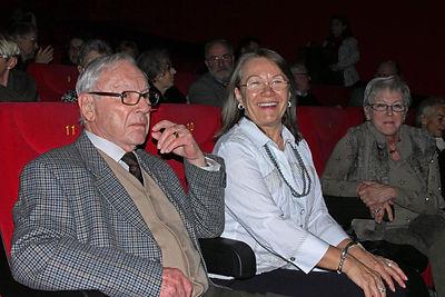 Dokumentarfilm - Premiere im Kino Herr und Frau Stein