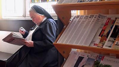 Im Kloster - Sr. Floriberta