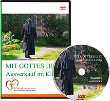 DVD zum Film - Mit Gottes Hilfe - Ausverkauf im Kloster