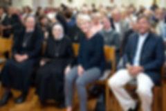 Premierefeier zum Film Unser Kloster ist die Welt Foto: Dieter Wissing