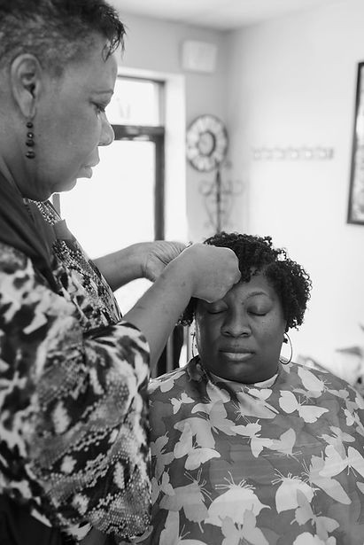 Owner of Gabis Hair Spa