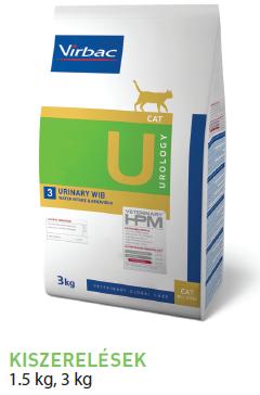 Virbac Urology,Urinary Wib-Cat