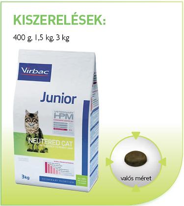 Virbac Neutered Cat-Junior