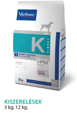 Virbac Kidney Support-Dog