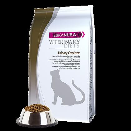 Eukanba Veternary Diets-Urinary oxalate macskáknak