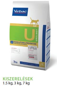 Virbac Urology,Dissolution & Prevention-Cat