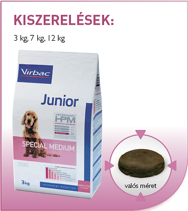 Virbac Special Medium-Junior