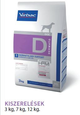 Virbac Dermatology Support-Dog