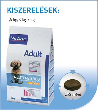 Virbac Neutered Dog Small & Toy-Adult