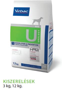 Virbac Urology, Dissolution & Prevention-Dog