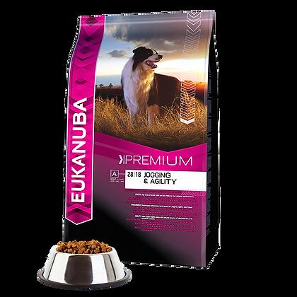 Eukanuba Premium Performance-Futás és agility minden fajta