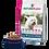 Thumbnail: Eukanuba Natureplus+-Felnőtt kistestű kutyáknak fagyasztott lazacban gazdag