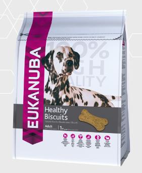 Eukanuba felnőtt-Healthy Biscuits
