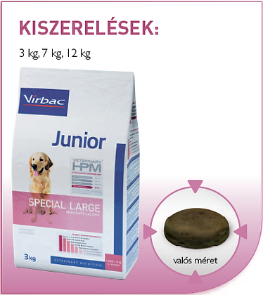 Virbac Special Large-Junior