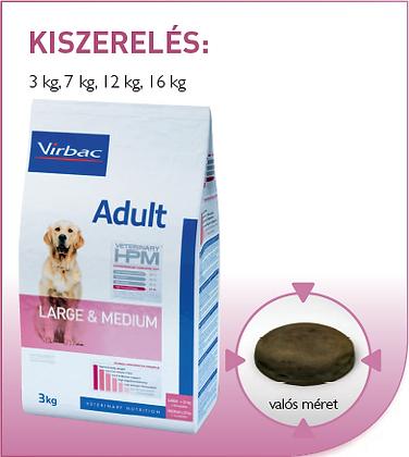 Virbac Large & Medium-Adult